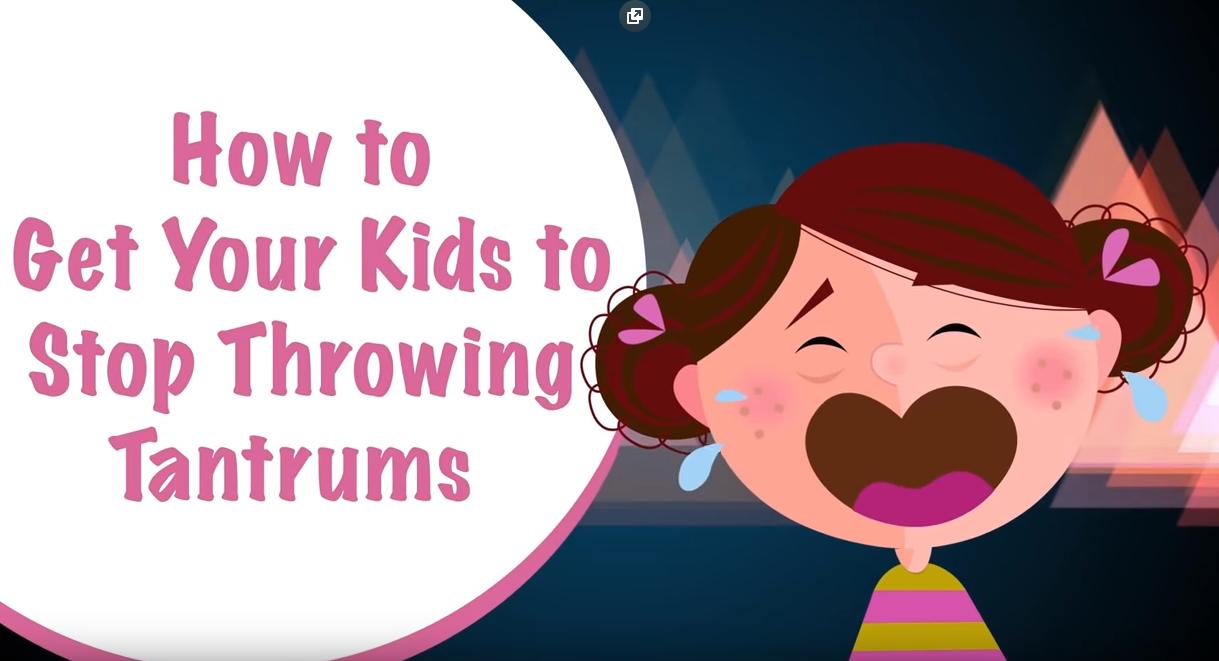 Stop Kids Tantrum